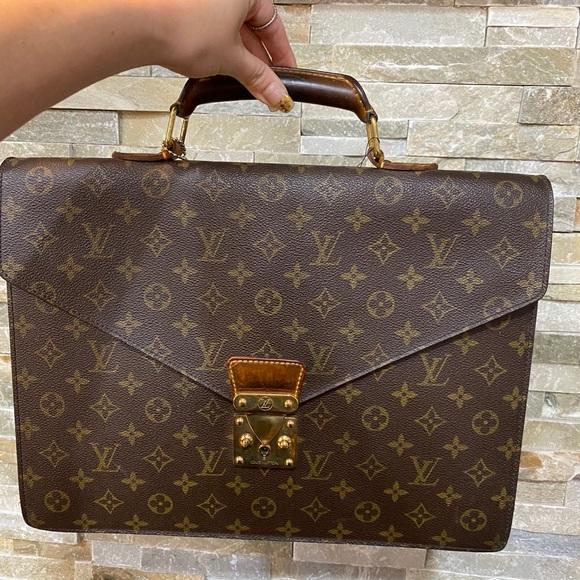 Vintage Louis Vuitton Document Bag